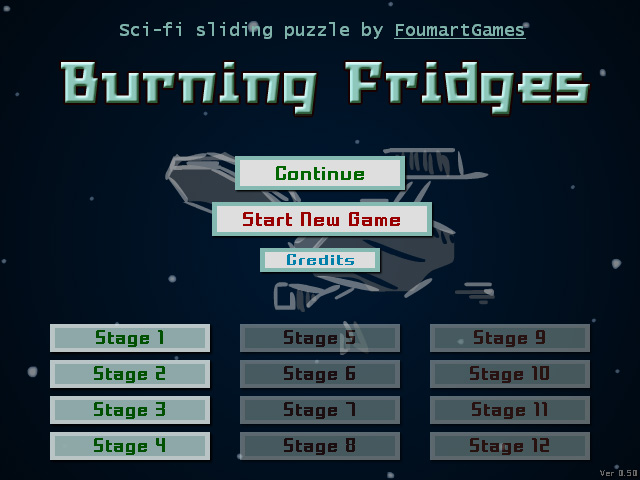 Burning Fridges - screen1