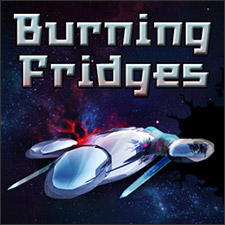 Burning Fridges - game icon