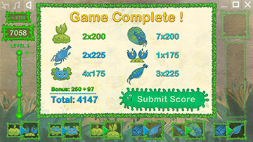 Puzzle Of Life - Level Complete