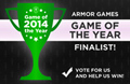 Games of the Year Nomination