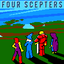 Four-Scepters